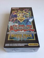 YuGiOh OCG The Dark Side OF Dimensions Movie Pack Box Booster Box New Japan
