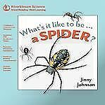 What's It Like to Be a Spider? by Jinny Johnson (2014, Paperback)