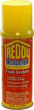 New Convenience Products 4001230111 11oz Touch 'N Foam Spray Reddy Insulation