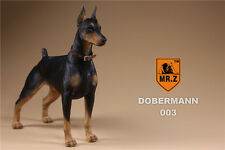 1:6 Mr.Z Animal Toys German Doberman Police Dog 12'' Figure Accessories 003