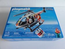 PLAYMOBIL NEU/NRFB/NEW/NOUVEAU/MISB OVP NR. 5542 FACTORY NEW BOX RESCUE SET