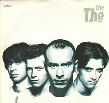 "THE THE the beat(en) generation/angel EMU 8 uk epic 1989 7"" PS EX/EX"