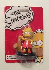 """The Simpsons...Lisa with Saxaphone Figurine 2"""" New in Package"""