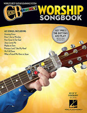 CHORD BUDDY WORSHIP SONGBOOK - EASY GUITAR SONGBOOK 127895