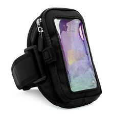 VanGoddy Zippered Armband Pouch for Samsung Galaxy Note 4 S5 / LG G Pro 2