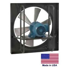 "EXHAUST FAN - Commercial - Explosion Proof - 30"" - 1/3 Hp - 115/230V - 3950 CFM"