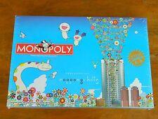 MONOPOLY Roppongi Hills SEALED Japan Import Designed by Takashi Murakami