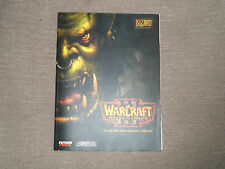 WARCRAFT III 3 Reign of Chaos - Le guide stratégique officiel BLIZZARD BE