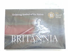 2009 Royal Mint Britannia Chariot BU £2 Two Pound Silver 1oz Coin Box Sealed