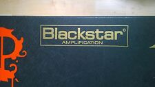 Blackstar Decal Logo Sticker for Guitar Hard Case, Amp Cab, Wall Art, Window,