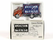 First Gear 19-0108 Lionel Electric Trains 1952 GMC COE Diecast Collectible Truck