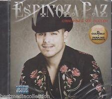 SEALED - Espinoza Paz CD Canciones Que Duelen SEALED