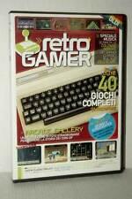 RETRO GAMER 01 GIOCO USATO OTTIMO PC CD ROM VERSIONE ITALIANA GD1 47495