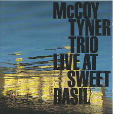 MCCOY TYNER TRIO   CD LIVE AT SWEET BASIL