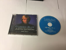 Justin Hayward Mike Batt LPO – Classic Blue Castle CD – CMRCD1238 MINT