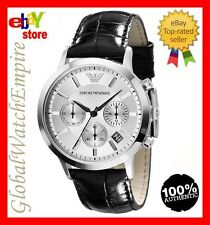 New Emporio Armani Classic style mens watch AR2432