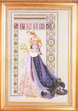 Celtic Spring - Lavender & Lace - New Chart