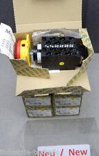 Klöckner Moeller Interrupteur principal T3-6-8348/EA/SVB Nombre de pôles 6 AC-3