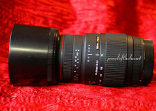 Exc Sigma 70-300mm DG APO Macro Zoom Lens for Canon T2i T3i XSI 30D 40D 50D 60D