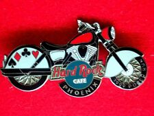 HRC Hard Rock Cafe Phoenix Poker Run 1999 Motorcycle