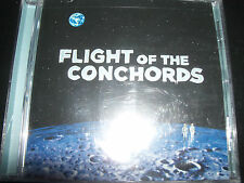 Flight Of The Concords Future Flight Audio CD - New