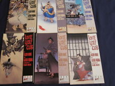 LONE WOLF AND CUB COMICS #1-45 Complete , 45 issues 1987-1989 B&W FULL RUN