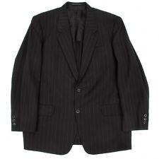 Yohji Yamamoto COSTUME D HOMME wool stripe jacket Size M(K-14527)