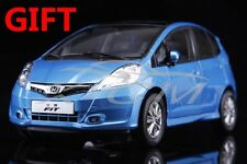 Car Model Honda Fit 1:18 2011 (Blue) + SMALL GIFT!!!!!!