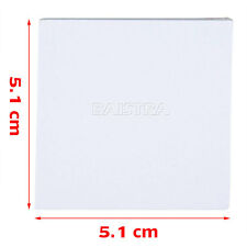 Dental 50 Sheets Disposable Mixing Pad Impression Materials 5.1 x 5.1cm Silicone