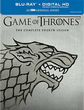 Game of Thrones: The Complete Fourth Season (Blu-ray Disc, 2015,