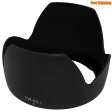 EW-83J Petal Lens Hood for Canon EF-S 17-55mm f / 2.8 IS USM UK Venditore