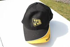 Ball Cap Hat - JCB - Cervus Equipment - Do it in the Dirt - Equipment (H1473)
