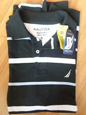 New with tags! Nautica Polo Shirt men's SMALL short sleeve,