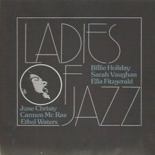Ladies Of Jazz (Billy Holiday, June Christy, Ethel Waters, Carmen Mc Rae) 6 LP