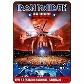Iron Maiden - En Vivo! [Video] (Live Recording/+2DVD, 2012) New & Sealed