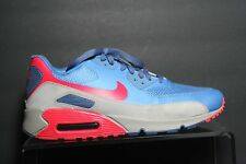 Nike Air Max 90 Fuse Running Sneaker '12 Retro Multi Blue Grey Men 11 Athletic H