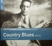 CD the rough guide to the unsung Heroes of Country Blues-vol. 2
