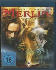 Merlin - The Power Of Excalibur / Blu-Ray
