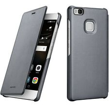 Genuine HUAWEI P9 LITE FLIP CASE original mobile smart cover cell phone vns l31