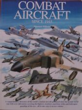 Combat Aircraft Since WWII by Stewart Wilson (Paperback, 2000)