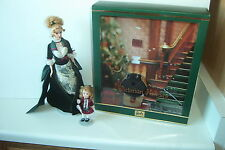 VICTORIAN HOLIDAY BARBIE AND KELLY LIMITED EDITION 14+