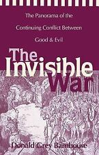 The Invisible War by Barnhouse, Donald Grey