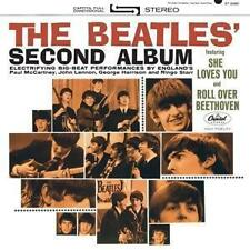 THE BEATLES-SECOND ALBUM  US-Ausgabe Mono+Stereo auf 1 CD
