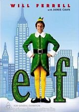ELF = NEW DVD CHRISTMAS MOVIE R4