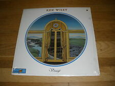KEN WILEY visage LP Record - Sealed