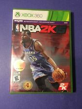 NBA 2K15 for XBOX 360 NEW