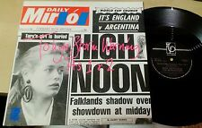 """Elvis Costello & The Attractions""""Tokyo Storm Warning Parts 1 & 2"""" 12"""" IMP 007T"""
