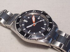 CUSTOM 300M DIVER AUTOMATIC, SWISS ETA 2824-2 MOVEMENT, CERAMIC BEZEL, 40 MM