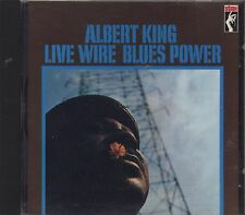 ALBERT KING - Live wire / Blues power - CD ITALY 1991 NEAR MINT CONDITION