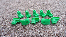 ROVER Plastic Grommet Nut for Screws- Bumper to Wing/Headlight Grille 10Pcs